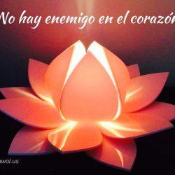 No hay enemigo en el corazon