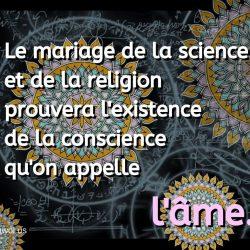 Le mariage de la science