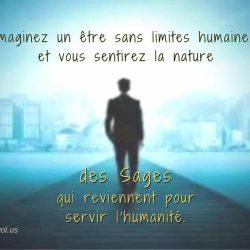 Imaginez un etre sans limites humaines