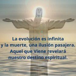 La evolucion es infinita