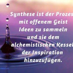 Synthese ist der Prozess