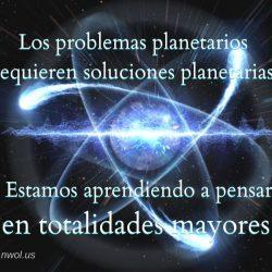 Los problemas planetarios