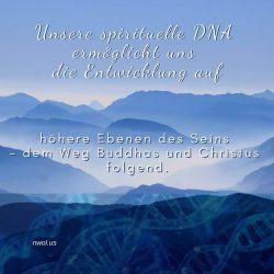 Unsere spirituelle DNA