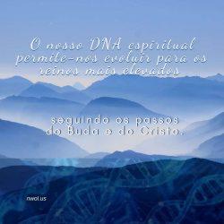 O nosso DNA espiritual