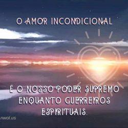 O amor incondicional