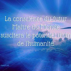 La conscience du futur