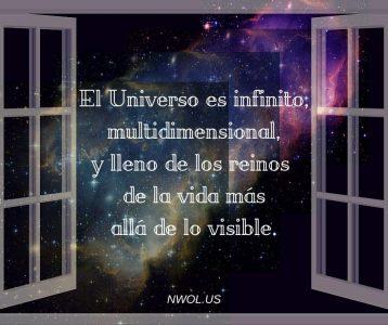 El Universo es infinito