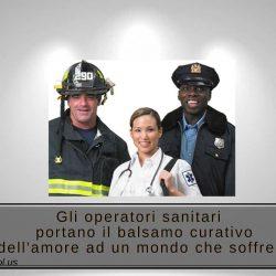 Gli operatori sanitari