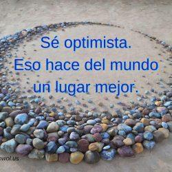 Se optimista