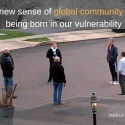 A new sense of global community