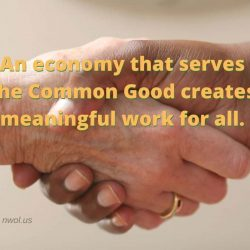 An economy that serves the Common Good