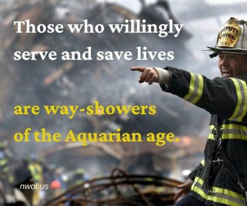 Those who willingly serve and save lives are