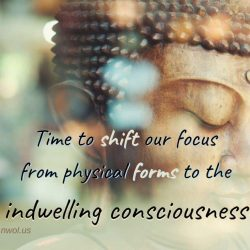 Time to shift our focus