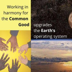 Working in harmony for the Common Good