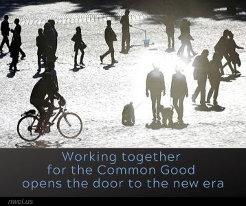 Working together for the Common Good