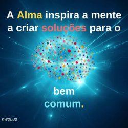 A Alma inspira a mente