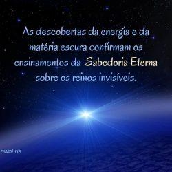As descobertas da energia e da
