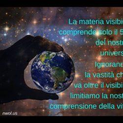La materia visibile