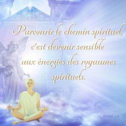 Parcourir le chemin spirituel