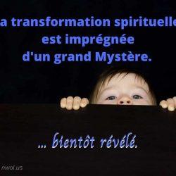 La transformation spirituelle
