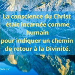 La conscience du Christ