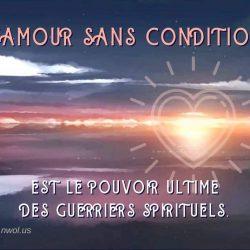 Lamour sans condition