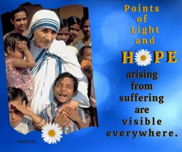 Points of light and hope
