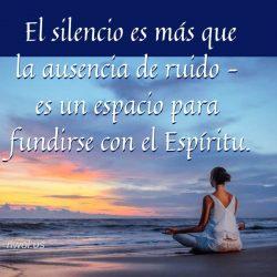 El silencio es mas que