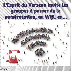 LEsprit du Verseau invite les