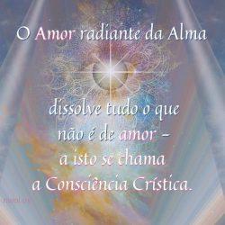 O Amor radiante da Alma