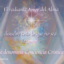 El radiante Amor del Alma