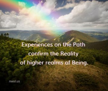 Experiences on the Path