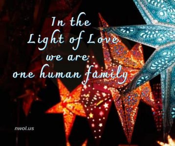 In the Light of Love we are one