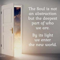 The Soul is not an abstraction