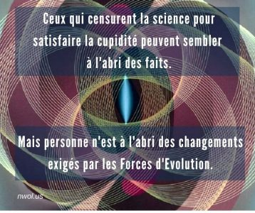 Ceux qui censurent la science pour