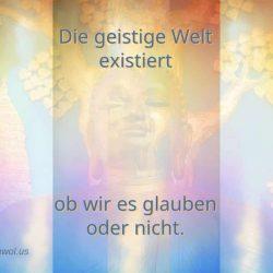 Die geistige Welt