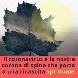 Il coronavirus e la nostra