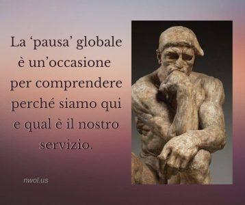 La pausa globale