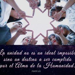 La unidad no es un ideal imposible