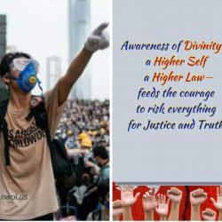 Awareness of Divinity