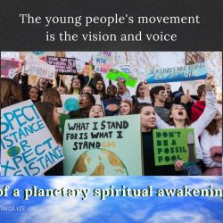 The vision and voice of a planetary spiritual awakening