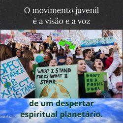 O movimento juvenil