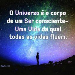 O Universo e o corpo
