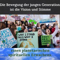 Die Bewegung der jungen Generation