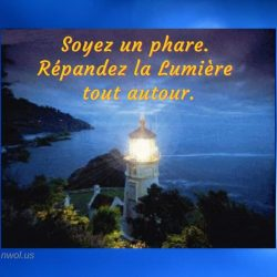 Soyez un phare