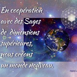 En cooperation
