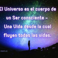 El Universo es el cuerpo de