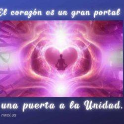 El corazon es un gran portal