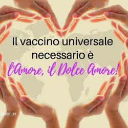 Il vaccino universale