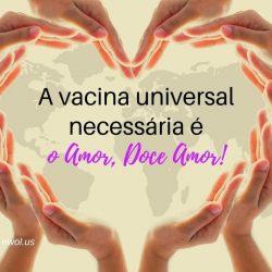 A vacina universal